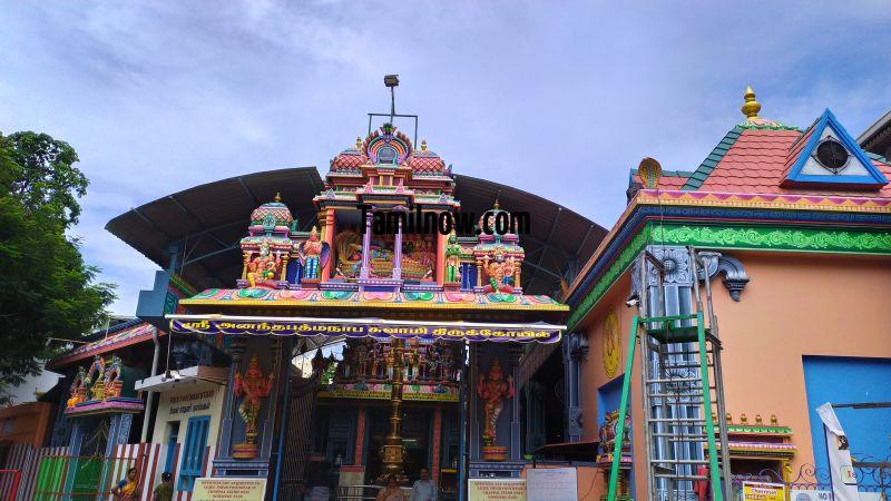 Sri anantha padmanabha swamy temple adyar photo 6 910