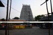 Thiruvannamalai temple east gopuram 7