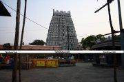 Thiruvannamalai temple east gopuram 7
