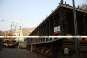 Tiruvannamalai temple aayiramkaal mandapam 2