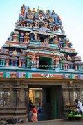 Ulagalandha perumal temple entrance