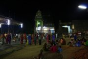 Varadaraja perumal temple kanchipuram night photos 4