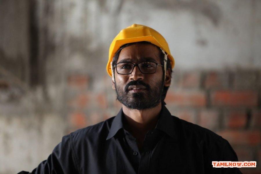 Actor Dhanush 4650