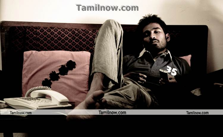 Dhanush Latest Pic 3