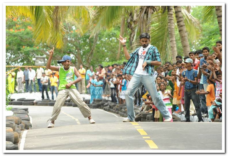 Dhanush Still 12