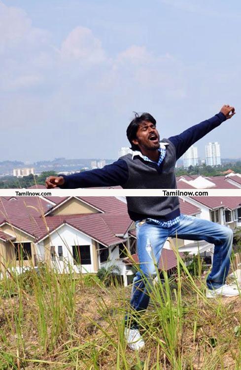 Dhanush Stills From Venghai 3
