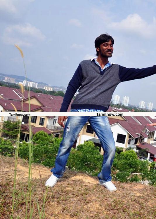 Dhanush Stills From Venghai 4