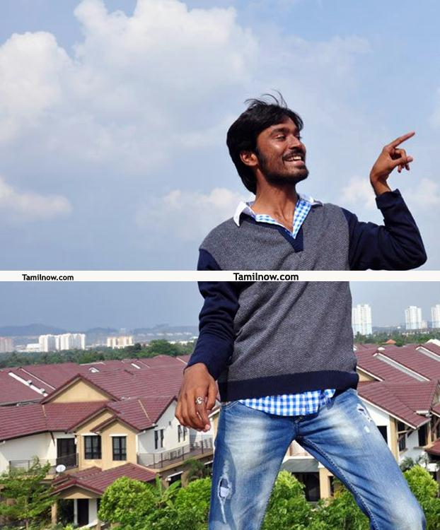Dhanush Stills From Venghai 5