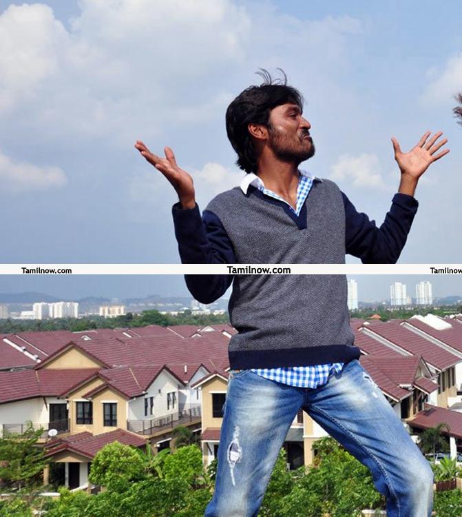 Dhanush Stills From Venghai 6