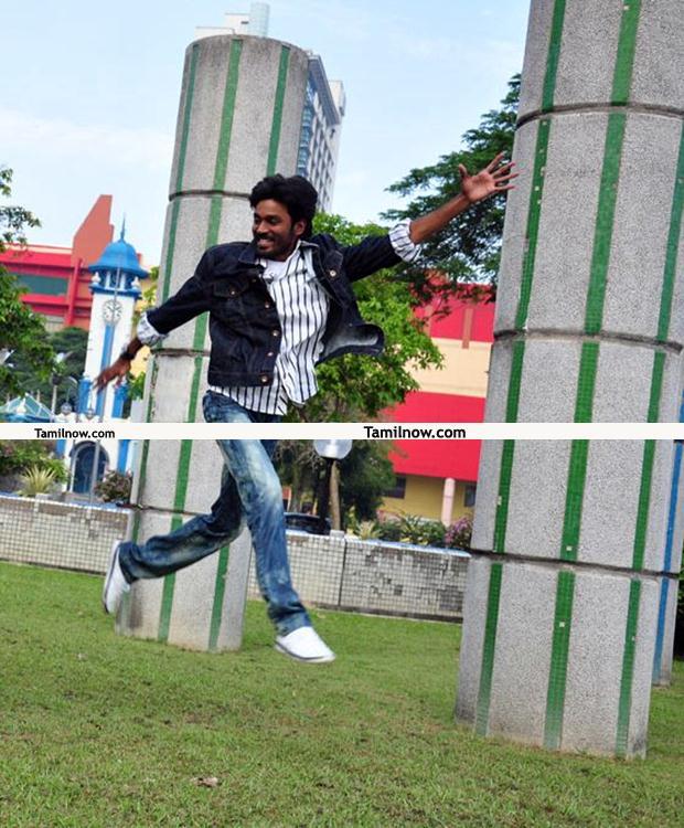 Dhanush Stills From Venghai 7