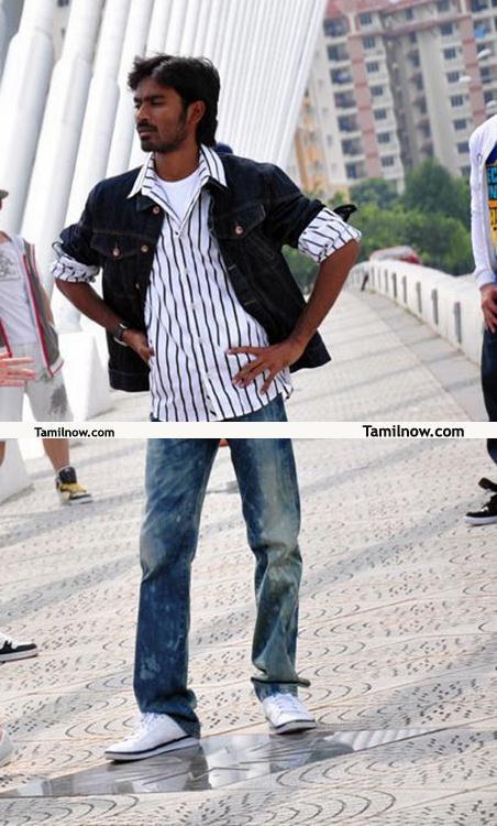 Dhanush Stills From Venghai 8