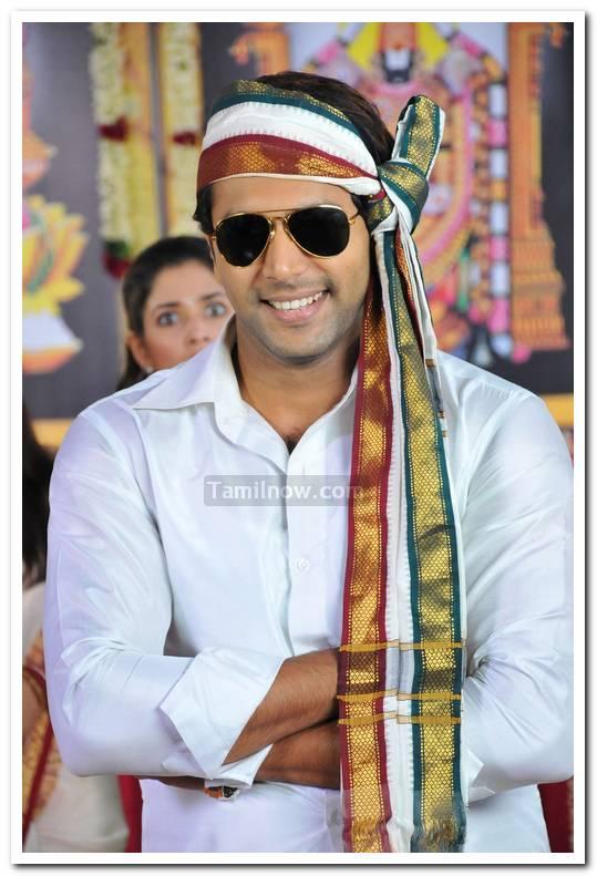 Jayam Ravi Still 33