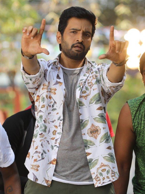 Santhanam Tamil Actor Sep 2019 Pics 5754