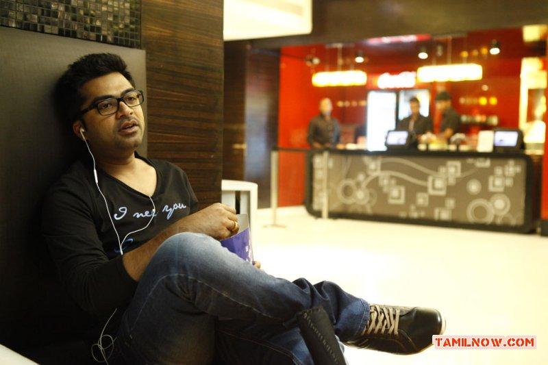 Actor Silambarasan 971