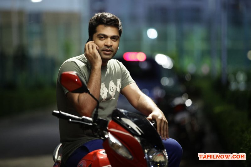 Actor Silambarasan Stills 8483