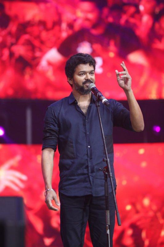 Tamil Star Vijay Latest Image 9382