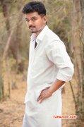 Vijay Puli Shooting Spot Actor Pic 354