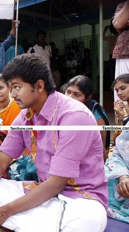 Vijay Still From Velayudham 4
