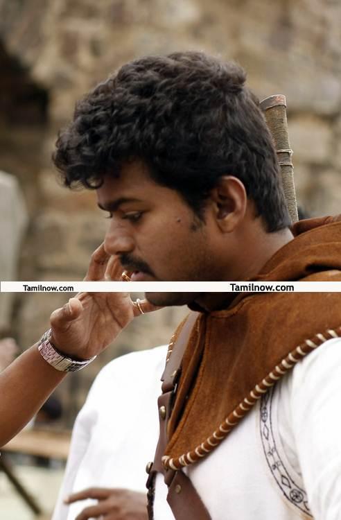 Vijay Still From Velayudham 5