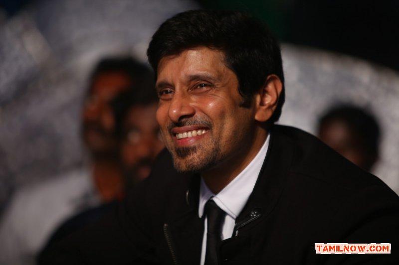 Actor Vikram 3398