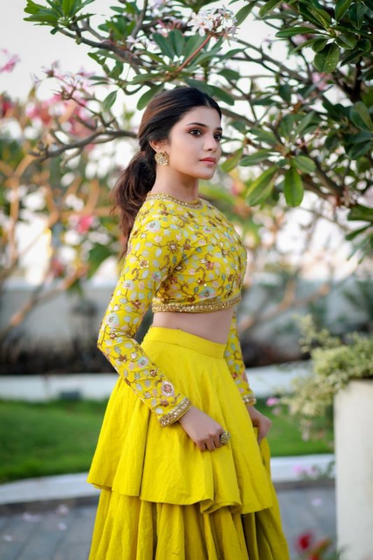 Aathmika Film Actress May 2020 Stills 7775
