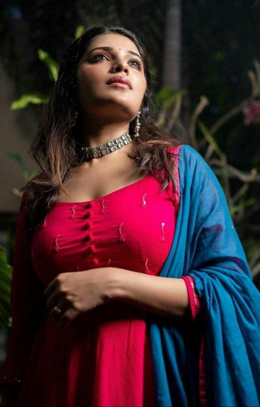 Aathmika Movie Actress Recent Pictures 6405