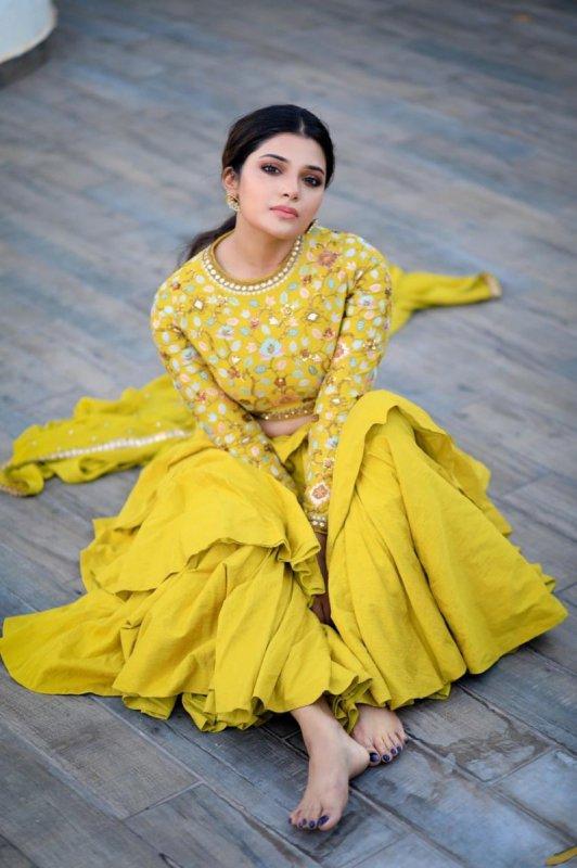 Heroine Aathmika Images 9300
