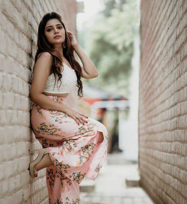 May 2020 Album Aathmika Cinema Actress 4813