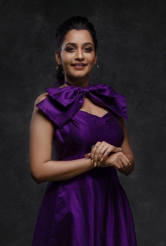 Abarnathi Actress New Image 9301