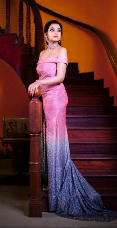 Cinema Actress Abarnathi Dec 2020 Image 7464