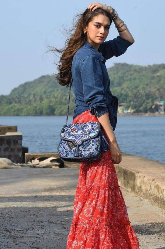 Recent Albums Aditi Rao Hydari South Actress 7860