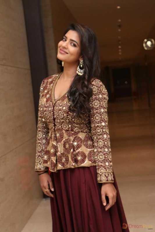 Aishwarya Rajesh South Actress Aug 2020 Images 4653
