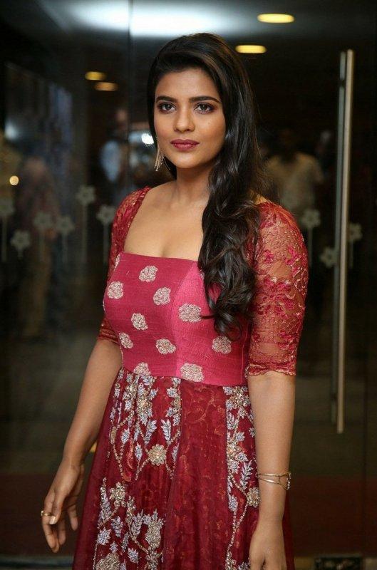 Apr 2020 Photo South Actress Aishwarya Rajesh 268