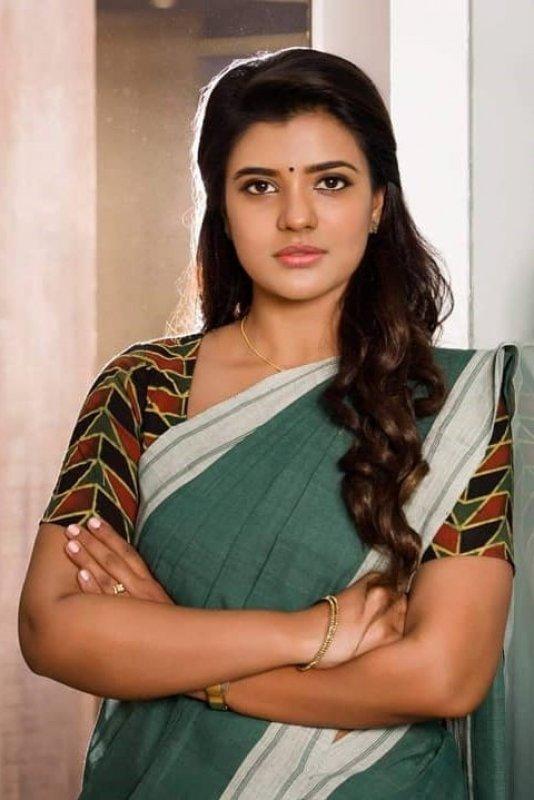 Cinema Actress Aishwarya Rajesh Galleries 8959