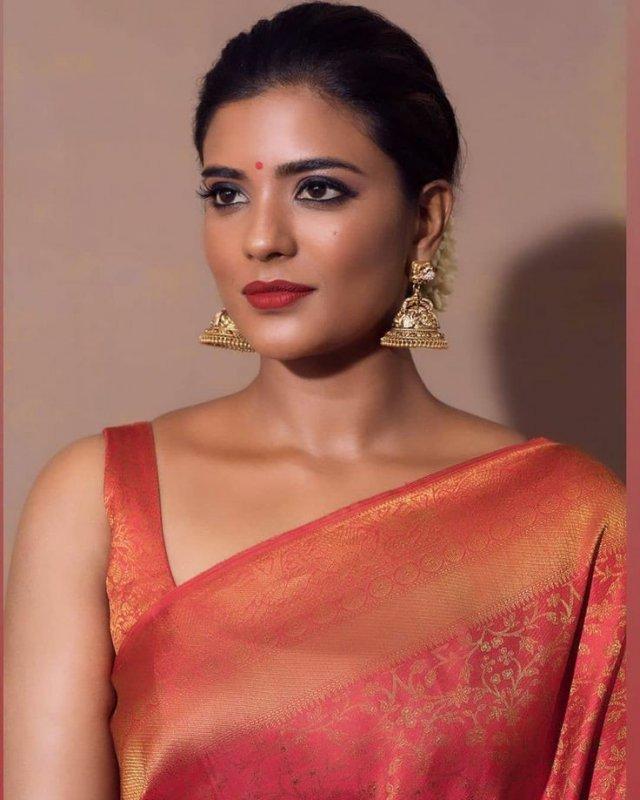 New Images Indian Actress Aishwarya Rajesh 8868