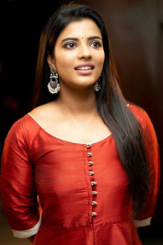 New Still Aishwarya Rajesh Tamil Actress 1982