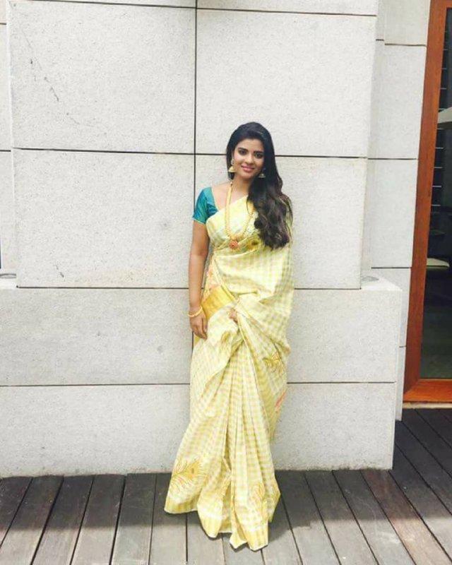 Tamil Actress Aishwarya Rajesh Pic 9695