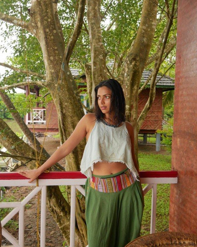 Pic Movie Actress Amala Paul 6637
