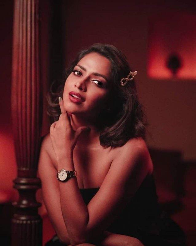 Tamil Heroine Amala Paul Recent Still 7170