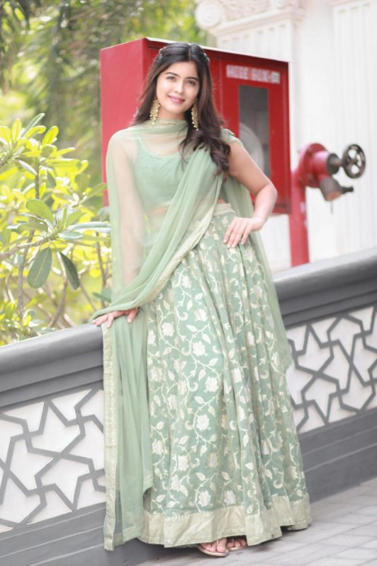Amritha Aiyer Tamil Heroine New Still 1309