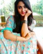 Pollatha Ulagil Bayangara Game Actress Anithra Nair 425