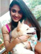 Pollatha Ulagil Bayangara Game Actress Anithra Nair Photo 355