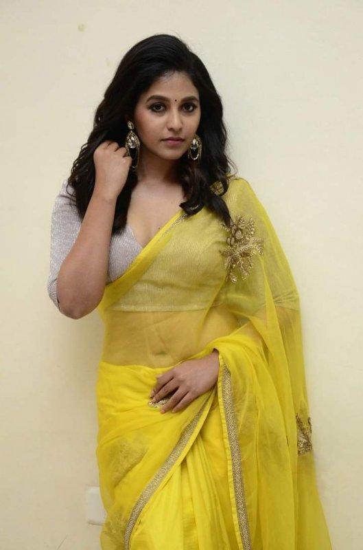 South Actress Anjali Apr 2021 Pics 3442