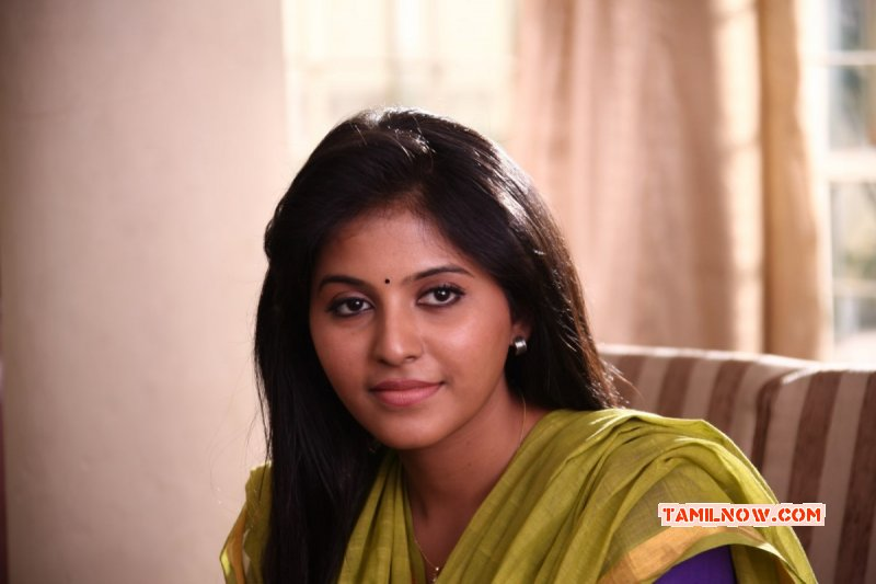 Tamil Actress Anjali Mar 2016 Picture 5417