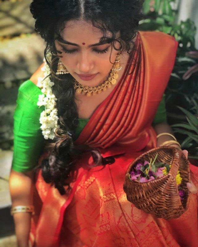 Actress Anupama New Pictures 1753