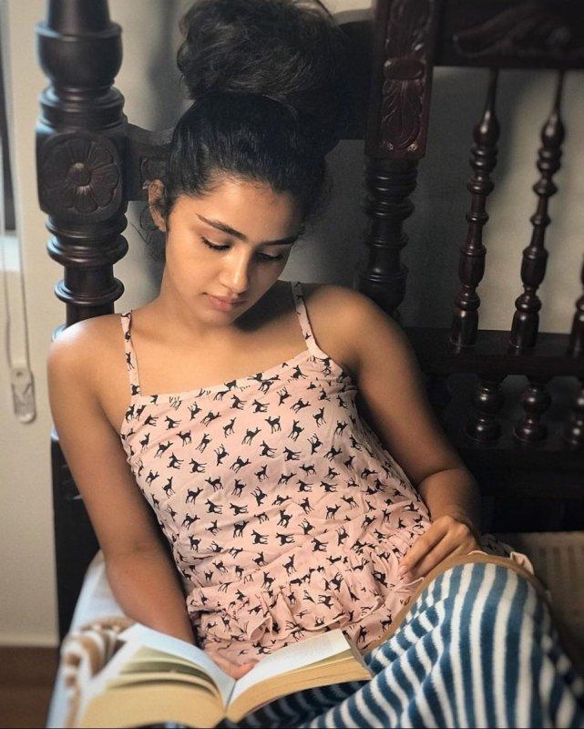 Anupama Movie Actress Latest Pictures 6247