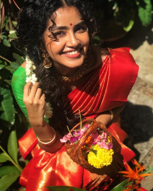 Latest Pic Anupama Tamil Movie Actress 5124