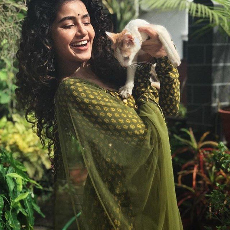 Stills Anupama Indian Actress 9032