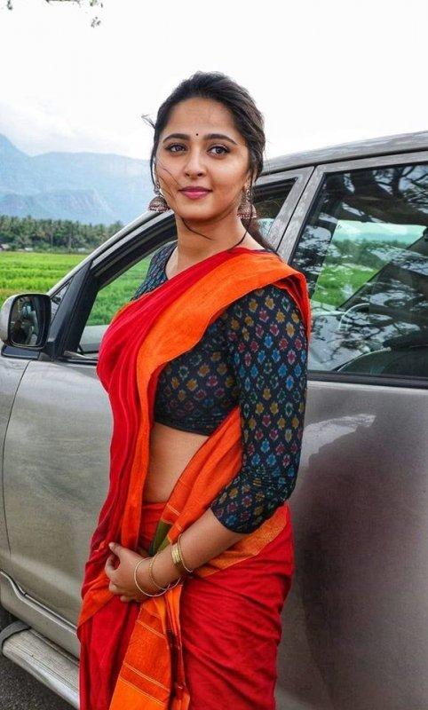 Heroine Anushka Shetty Recent Photo 6099
