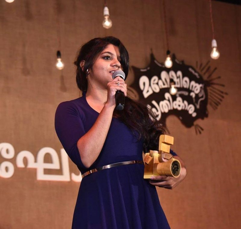 Aparna Balamurali Tamil Heroine Apr 2020 Album 7465
